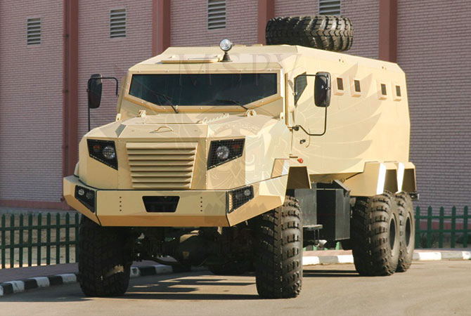 Armoured Personnel Carrier Swaziland - panthera-6x6-krazz