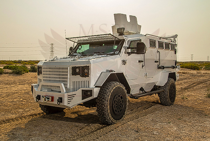 Armoured Personnel Carrier Swaziland - panthera-f9