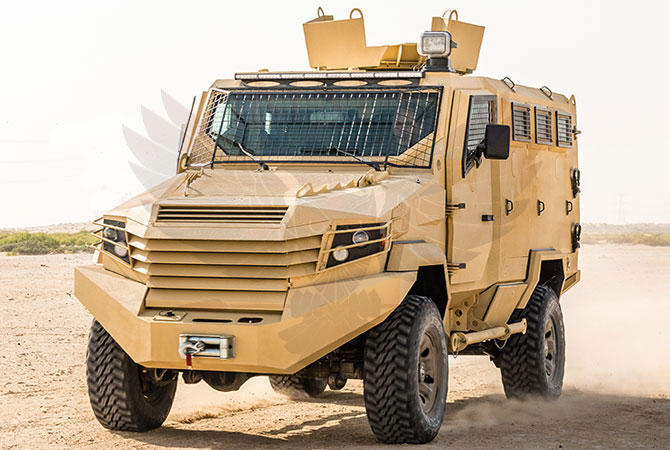 Armoured Personnel Carrier Swaziland - panthera-n6
