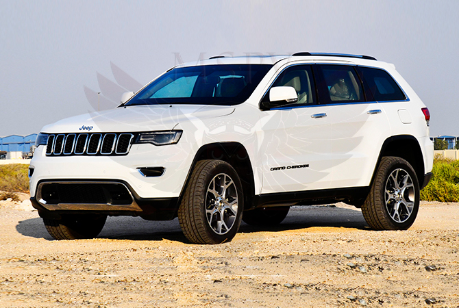 Armoured Vehicle Swaziland - Jeep Grand Cherokee