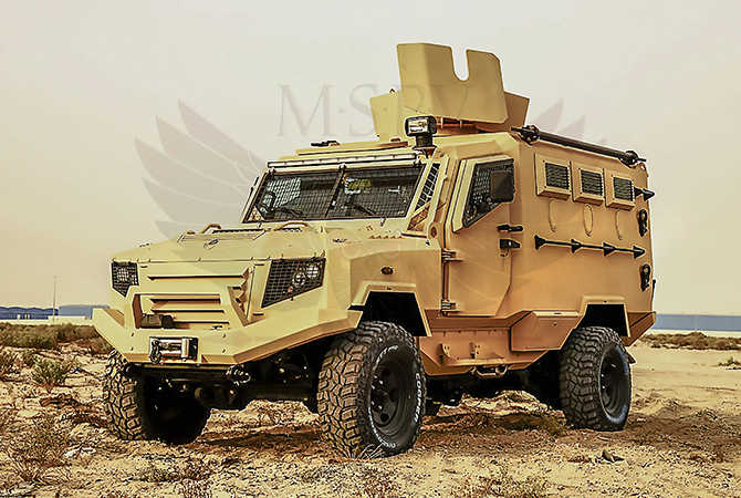 Armoured Personnel Carrier Swaziland - panthera-t6