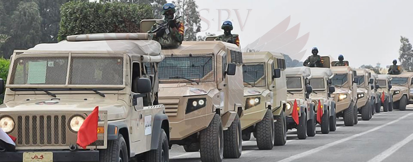 Armoured Personnel Carrier Swaziland