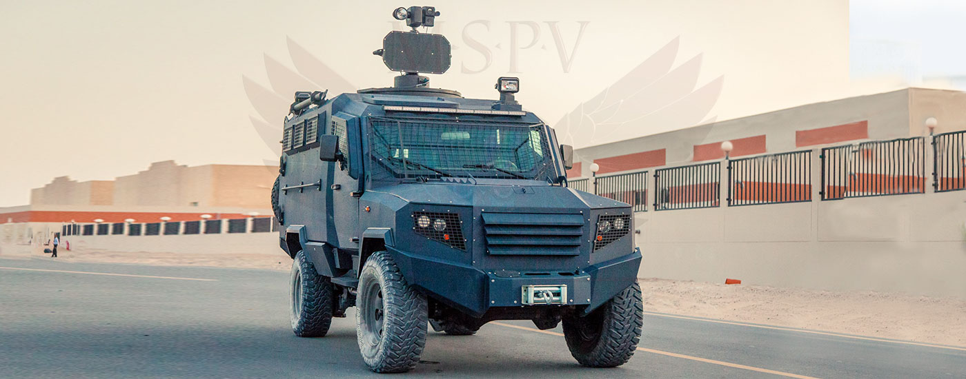 Armoured Personnel Carrier Swaziland - Panthera T6