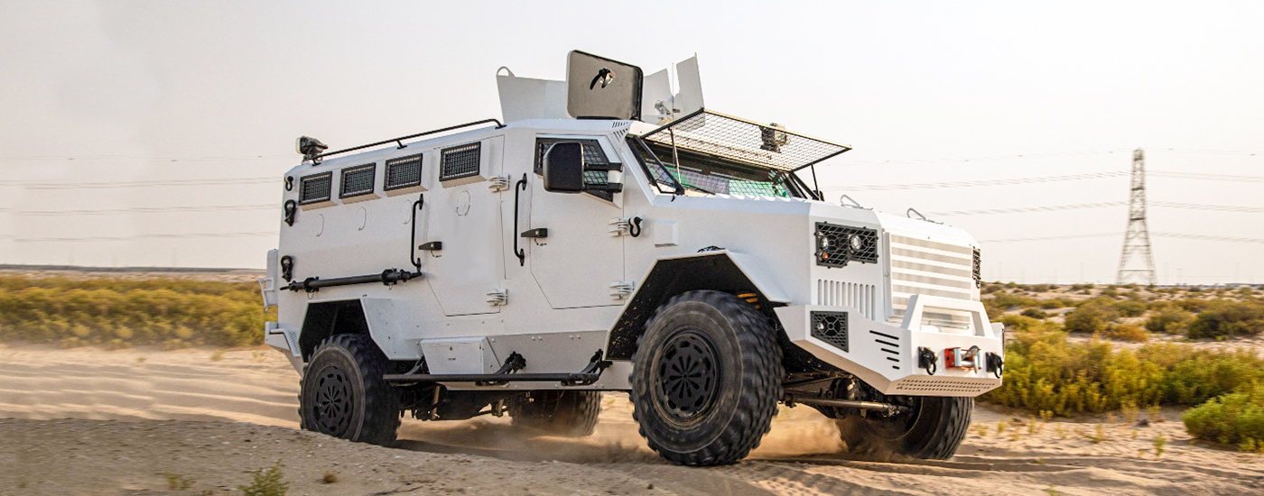 Armoured Personnel Carrier Swaziland - Panthera F9